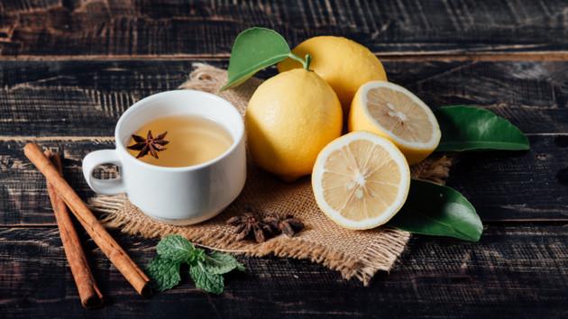 Рецепт согревающего имбирного чая от Юлии Высоцкой