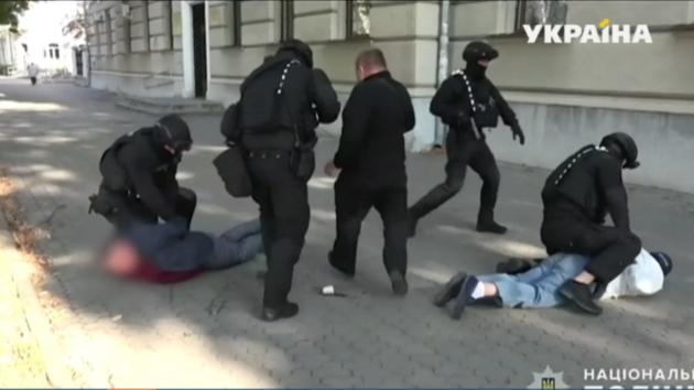 В Полтавской области задержали опасную банду рэкетиров