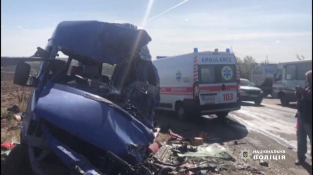 Страшное ДТП в Одесской области: задержан водитель фуры