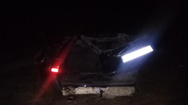 В Хмельницкой области пьяное ДТП унесло жизни четырех человек