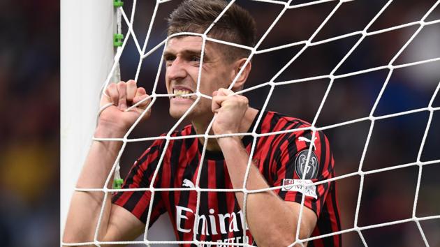 """""""Милан"""" и """"Интер"""" перед сносом: все результаты и видео голов четвертого тура чемпионата Италии"""