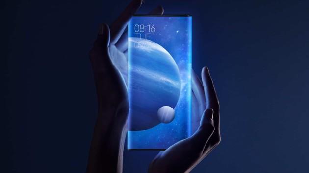 Xiaomi создала фантастический смартфон Mi Mix Alpha по космической цене