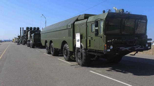 Россия побряцала оружием у границ США: видео испытаний