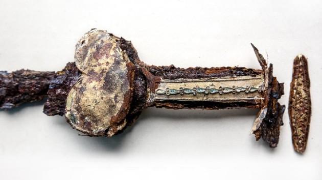 Главная находка сезона: запорожские археологи обнаружили захоронение скифского воина