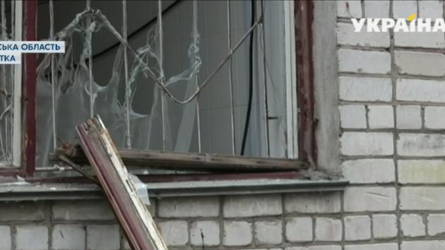 В Сумской области произошел взрыв в пекарне