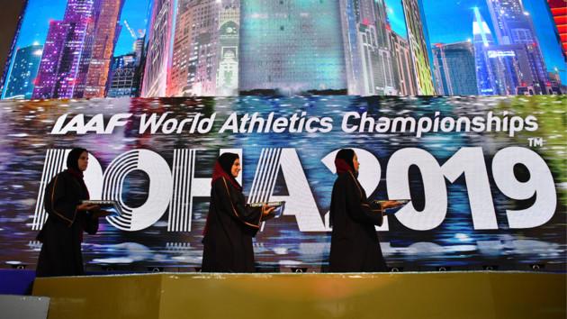 Медальный зачет чемпионата мира по легкой атлетике: Украина покинула ТОП-20