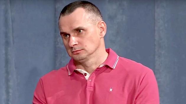 Олег Сенцов. Фото ОПЕНГРАФ.