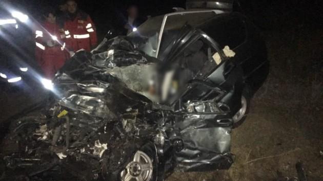 Смертельное ДТП в Харьковской области: водителя грузовика задержали