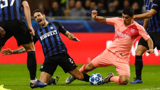 Лига чемпионов набирает обороты: результаты матчей среды