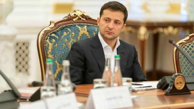 Зеленский назначил Данилова новым секретарем СНБО