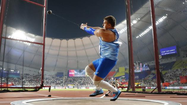 18-летний украинец удивил на чемпионате мира, дважды установив личный рекорд