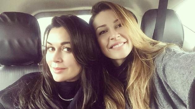 Дочь Анастасии Заворотнюк показала фото с мамой