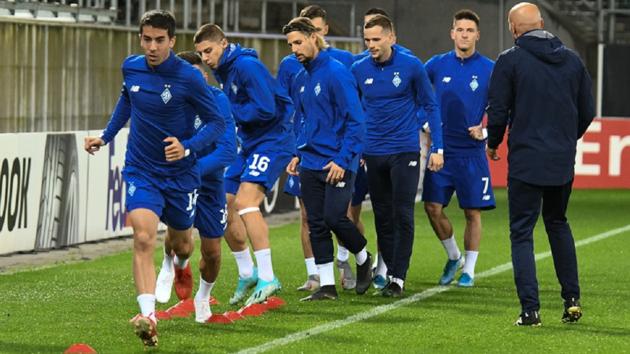 Де Пена - на пути к желаемому выигрышу Лиги Европы