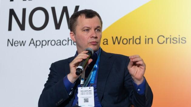 Тимофій Милованов. Фото: yes-ukraine.org