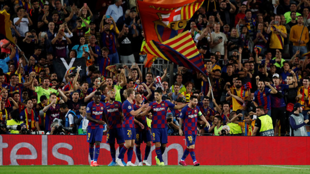 """""""Барселона"""", """"Реал"""" и другие: все результаты 8-го тура чемпионата Испании"""