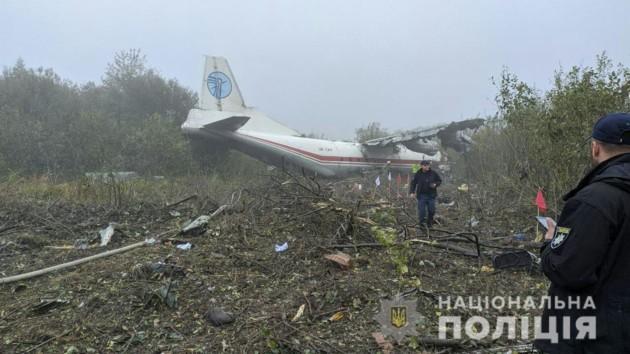 Крушение грузового самолета под Львовом: появились новые подробности
