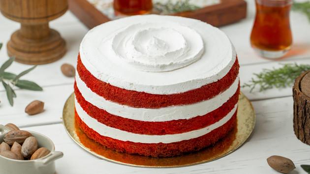 """Как приготовить торт """"Красный бархат"""" с творожным кремом"""