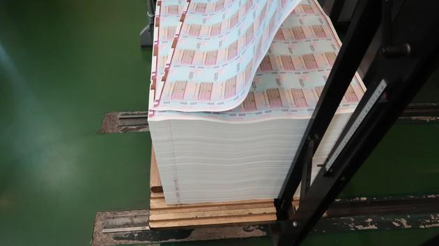 Как создают миллионы 1000-гривневых купюр: репортаж с банкнотной фабрики