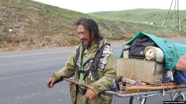 Шел свергать Путина: защита якутского шамана пытается освободить его из психбольницы