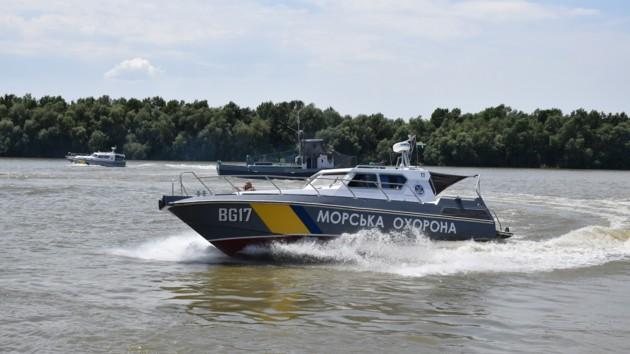 Украина возвращает отряд морской охраны на Дунай: подробности, фото