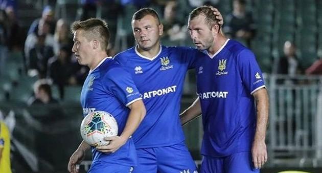 Украина уничтожила Нигерию и пробилась в 1/8 финала ЧМ по мини-футболу