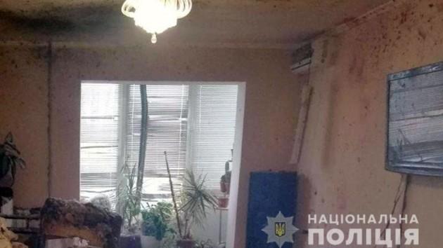 В Марьинке в жилом доме прогремел взрыв: есть погибшие
