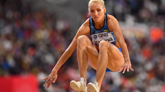 Депутат Верховной Рады стала пятой в тройном прыжке на чемпионате мира