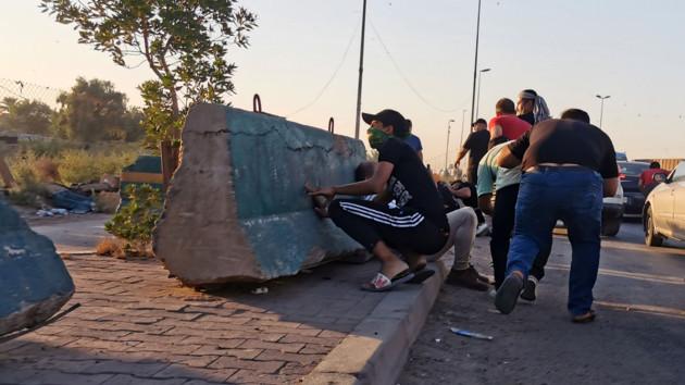 Протесты в Ираке: 100 человек погибли, тысячи раненых
