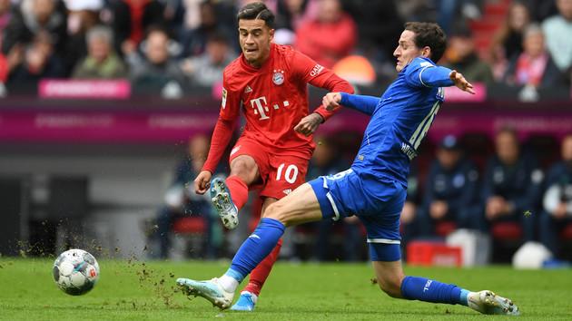"""""""Бавария"""" после 7:2 в Лиге чемпионов опозорилась в Германии: обзор первого поражения в сезоне"""