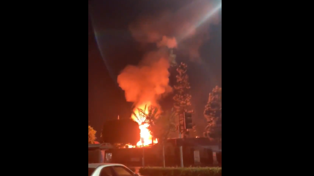 В США прогремели взрывы на Октоберфесте: есть пострадавшие, видео с места происшествия