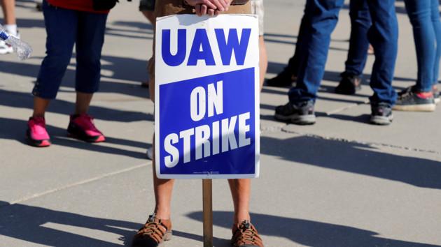 В США бастуют 50 тысяч работников General Motors
