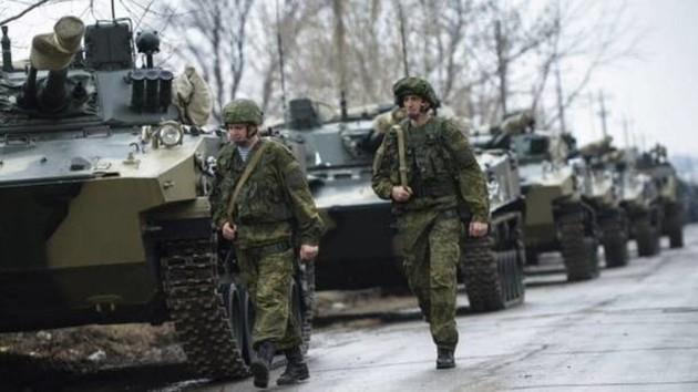 Как Россия перебрасывает технику на Донбасс: появились уникальные снимки