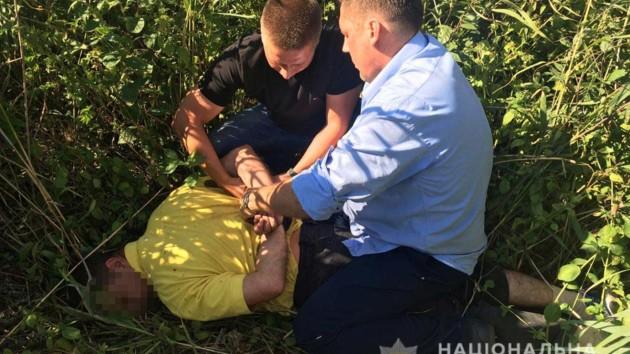 В Днепропетровской области задержали возможного насильника