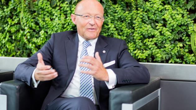 «Некоторые люди работают у нас почти 40 лет», – проф. Михаэль Попп, глава правления, компания Бионорика