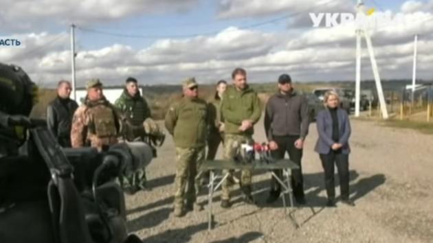 Военные рассказали, как разведут войска в районе Золотого
