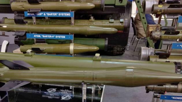 Новые управляемые ракеты ЖК-10. Фото: