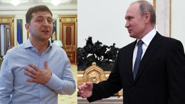 Зеленский хочет встретиться с Путиным, но в Кремле – против
