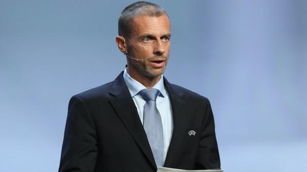 """""""Представьте, если они встретятся финале Евро-2020"""": глава УЕФА - о разведении Украины и России"""