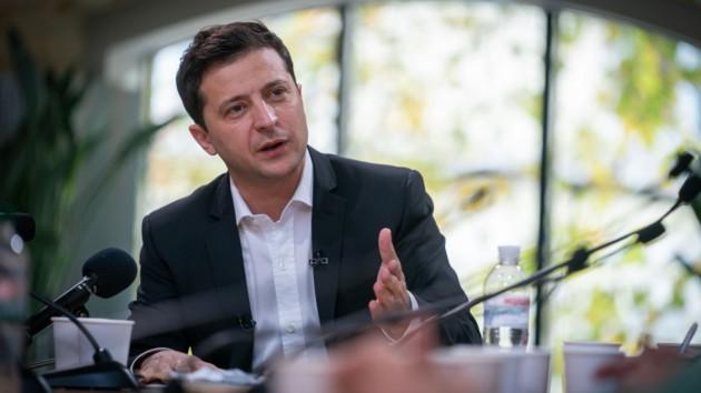 Политика российских властей по отношению к Украине может измениться - Зеленский