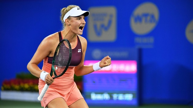 19-летняя украинская теннисистка вышла в пятый четвертьфинал WTA в сезоне