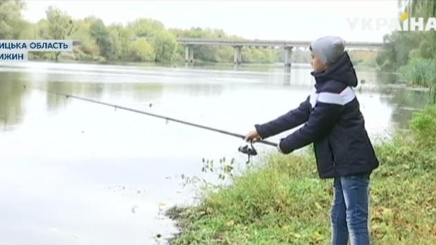 В Винницкой области дети выловили в реке отрезанную ногу