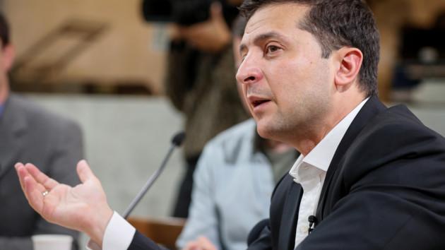 Зеленский анонсировал назначение посла Украины в США