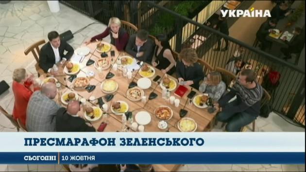 Что Владимир Зеленский рассказал в первой половине пресс-марафона