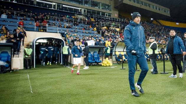 Украина - Литва: онлайн-трансляция матча за выход на Евро-2020