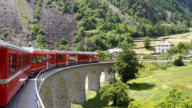 Вместо авиаперелетов: появился ночной поезд по городам Европы