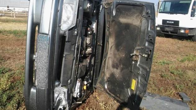 Трое учащихся ПТУ из Киевской области за ночь угнали три машины и устроили ДТП