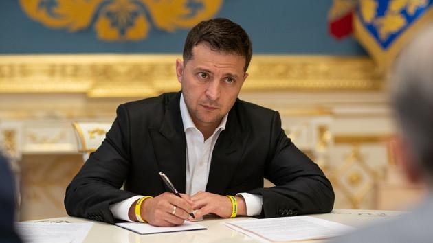 Зеленский рассказал, когда рассмотрят законы о ветеранах АТО