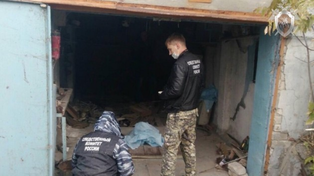 Убийство девочки в российском Саратове: видео допроса подозреваемого