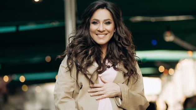 Наталка Карпа рассекретила пол будущего ребенка: видео