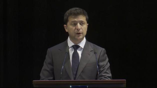 Зеленский: Сдачи национальных интересов Украины не будет